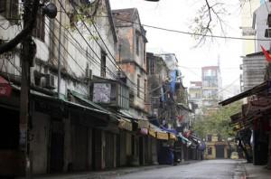 Tin tức Việt Nam - Vẻ đẹp bình yên của Hà Nội trong sáng mùng 1 Tết