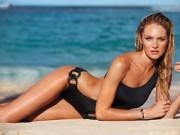 Thời trang - Thiên thần nội y bốc lửa với show bikini sexy nhất năm