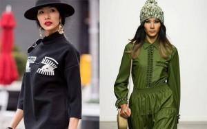 Người mẫu - Hoa hậu - 4 chân dài miệt mài tại thánh địa thời trang thế giới