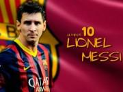 Bóng đá Tây Ban Nha - Messi: Khó khăn năm cũ là động lực năm mới
