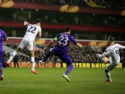 Bóng đá - Tottenham - Fiorentina: Tuyệt tác của Soldado
