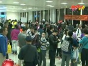 Video An ninh - Kỷ lục Tết Ất Mùi: Gần 2000 chuyến bay/ngày