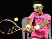 Thể thao - Tin HOT 20/2: Nadal thẳng tiến ở Rio Open
