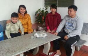 Bạn trẻ - Cuộc sống - Ngọt ngào cái Tết sau 8 năm xa cách