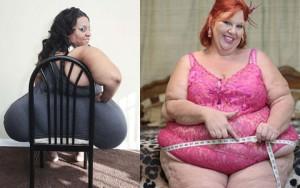 """Làm đẹp - 3 phụ nữ có bộ """"bàn tọa"""" lớn tới mức không tưởng"""