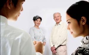 Bạn trẻ - Cuộc sống - Khốn khổ cái Tết đầu tiên ra mắt bố mẹ vợ