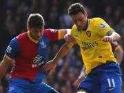 Bóng đá - Crystal Palace - Arsenal: Tiến vào Top 4