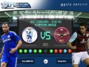 Bóng đá Ngoại hạng Anh - Chelsea - Burnley: Xây chắc ngôi đầu