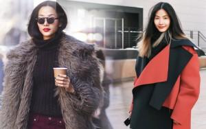 Bí quyết mặc đẹp - Hoàng Thùy lọt top thời trang phố ấn tượng ở New York