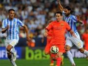 Bóng đá Tây Ban Nha - Barca – Malaga: Lời cảnh báo Man City