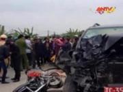 Video An ninh - Khắc phục hậu quả vụ tai nạn nghiêm trọng tại Hưng Yên