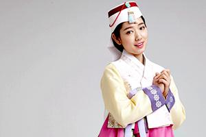 Phim - Sao Hàn xinh đẹp trong trang phục hanbok đón năm mới