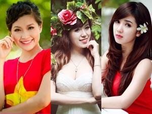 8X + 9X - Say lòng trước vẻ đẹp của hot girl tuổi Mùi