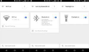 Công nghệ thông tin - Android 5.0 hỗ trợ thêm nhiều câu lệnh điều khiển bằng giọng nói