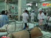 Video An ninh - TP HCM: Các bệnh viện tăng cường ứng trực cấp cứu dịp Tết