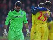 Bóng đá - C.Palace - Arsenal: Chiến quả nhọc nhằn