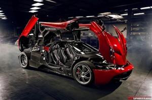 Ô tô - Xe máy - Có tiền chưa chắc đã mua nổi Pagani Huayra
