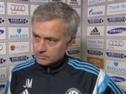 Bóng đá - Mourinho không thể cười vì Chelsea bị xử ép