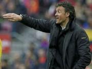 """Bóng đá - Luis Enrique: """"Barca thua là đáng"""""""