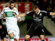 Bóng đá Tây Ban Nha - Elche – Real: Chiến quả xứng đáng