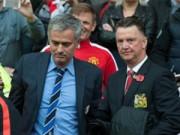 Tin bên lề bóng đá - Mourinho bênh HLV Van Gaal