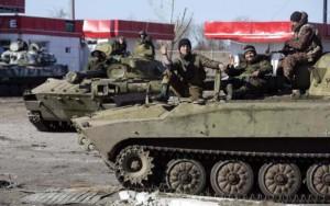 Thế giới - Ukraine: Hai bên tham chiến thỏa thuận rút vũ khí hạng nặng