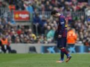 """Bóng đá - Tiêu điểm V24 La Liga: Barca """"bách bề thọ nạn"""""""