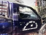 Tai nạn giao thông - Khởi tố vụ xe công an gây tai nạn khiến 2 người chết