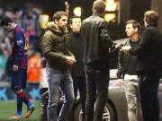 Bóng đá - Messi vào... sòng bài xả stress