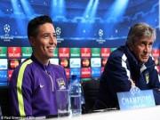 Bóng đá - Man City - Barca: Cuộc chiến của những kẻ chinh phục