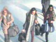 An ninh thế giới - Anh truy tìm ba nữ sinh trốn nhà gia nhập IS