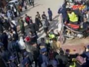 Video An ninh - Đụng độ đẫm máu tại Myanmar, hơn 120 người thiệt mạng