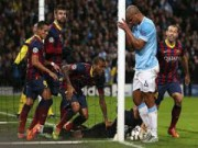 Bóng đá - Đối phó Neymar, Messi dễ hơn Stoke City