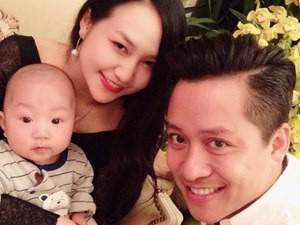 Sao ngoại-sao nội - Sao Việt khoe người thân ngày đầu xuân