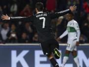 Bóng đá Tây Ban Nha - Ronaldo: Sau Di Stefano chỉ còn lại Raul