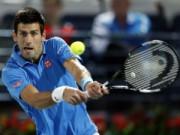 Thể thao - Djokovic - Pospisil: Chính xác là đủ (V1 Dubai)