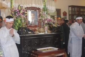 Vĩnh biệt ông Bá Thanh: 'Có ai biết, trong đau thương lại có tự hào'