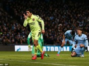 """Video bóng đá hot - Barca """"dạy"""" Man City bài học về tiki-taka"""