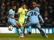 Cup C1 - Champions League - Man City - Barca: Quần thảo Etihad