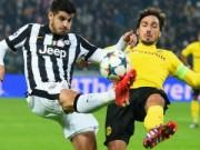 Cup C1 - Champions League - Juventus – Dortmund: Thế trận kịch tính