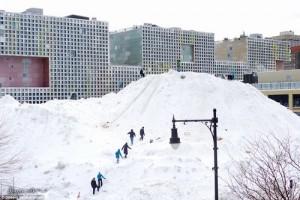 Chuyện lạ - Chùm ảnh ấn tượng về đợt lạnh kỷ lục ở Mỹ