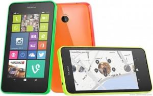"""Tin tức công nghệ - Lumia 635 bản RAM 1GB đang """"kén chọn"""" thị trường bán"""