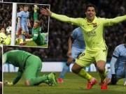 Cup C1 - Champions League - Man City lại thua Barca: Lúa vẫn còn non