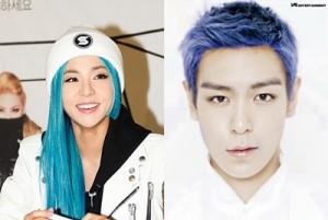 Ca nhạc - MTV - Tóc xanh của Sơn Tùng giống ai trong showbiz Hàn?