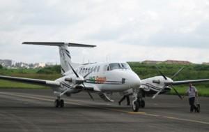 Tài chính - Bất động sản - Tổng công ty Quản lý bay sẽ mua lại máy bay King Air của bầu Đức
