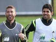 Ngôi sao bóng đá - Ibrahimovic, Diego Costa, Ramos: Mãnh hổ sân cỏ, thỏ đế ở nhà
