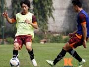 """Bóng đá - HLV Miura khiến các tuyển thủ U23 """"toát mồ hôi hột"""""""