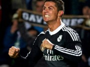 Bóng đá - Ronaldo đánh đầu dũng mãnh top 5 bàn đẹp Liga V24