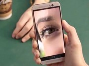 Dế sắp ra lò - HTC One M9 xuất hiện qua video quảng cáo