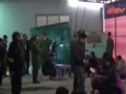 Video An ninh - Vụ phá sới bạc tiền tỷ ở Vĩnh Phúc: Khởi tố 27 đối tượng